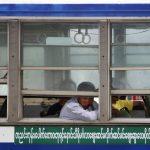 Rush Hour 3/4, Yangon, Myanmar – Ltd Ed Print