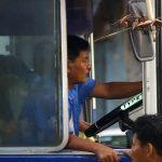 Rush Hour 4/4, Yangon, Myanmar – Ltd Ed Print