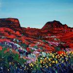 Desert Flowers – Framed