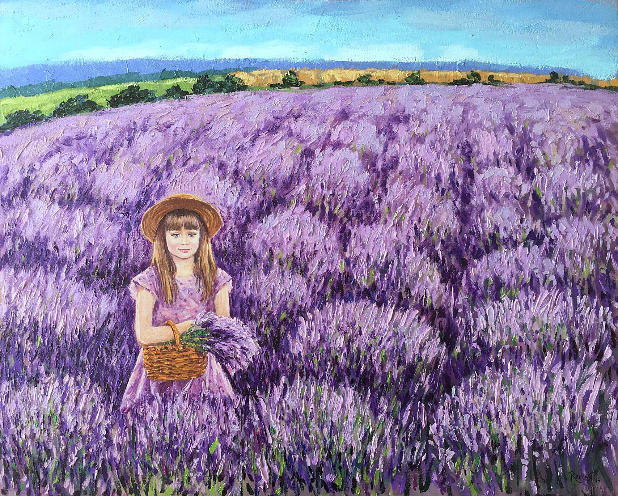 Lavender Angel 1