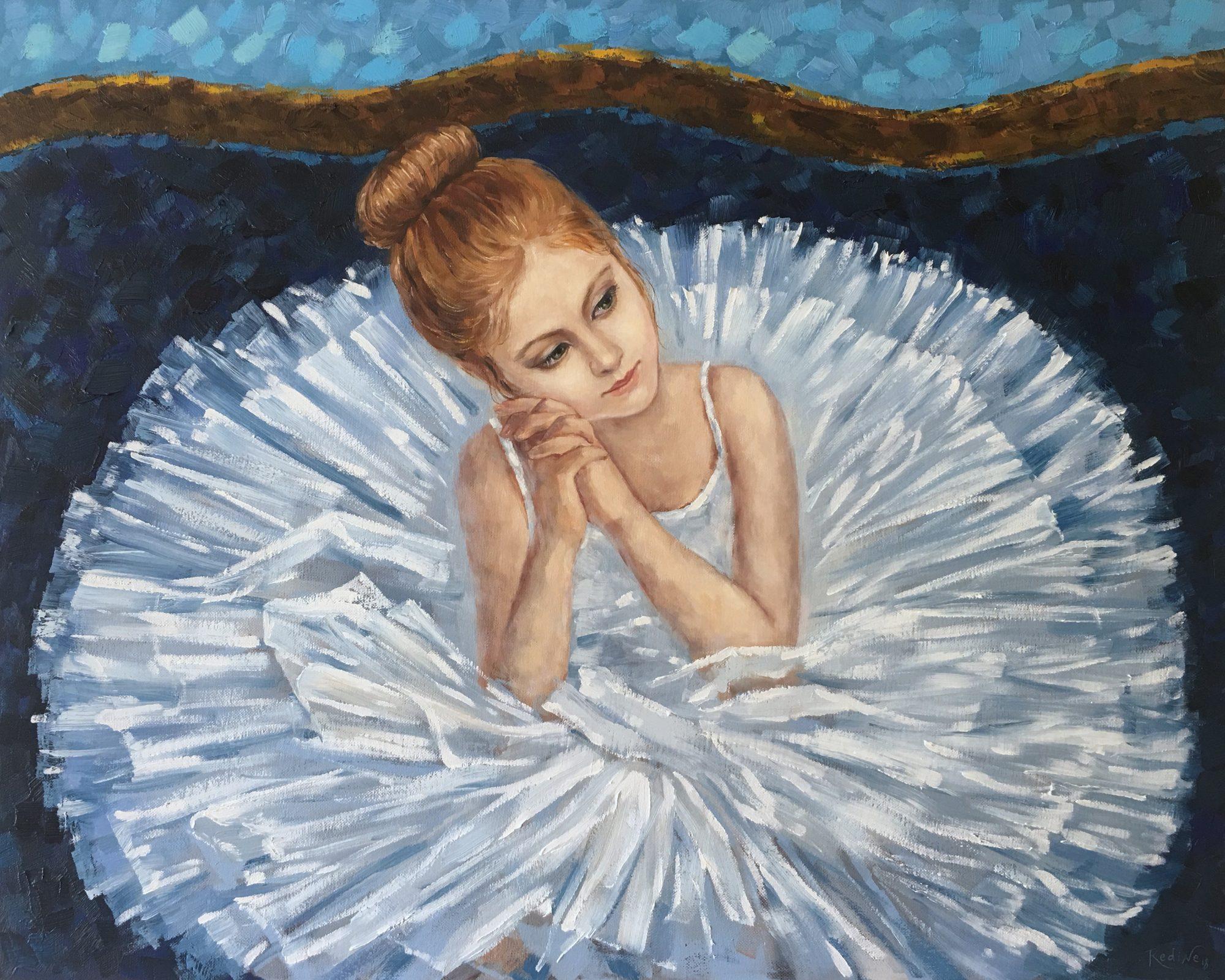 Little Ballerina 1