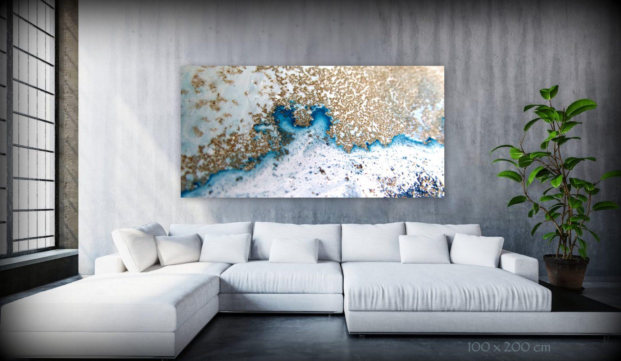Reef Sanctuary Canvas Art Print For Sale By Petra Meikle De Vlas