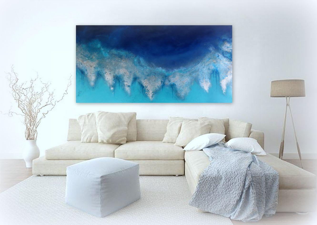 Sudbury Reefs Edge Painting For Sale By Petra Meikle De Vlas19