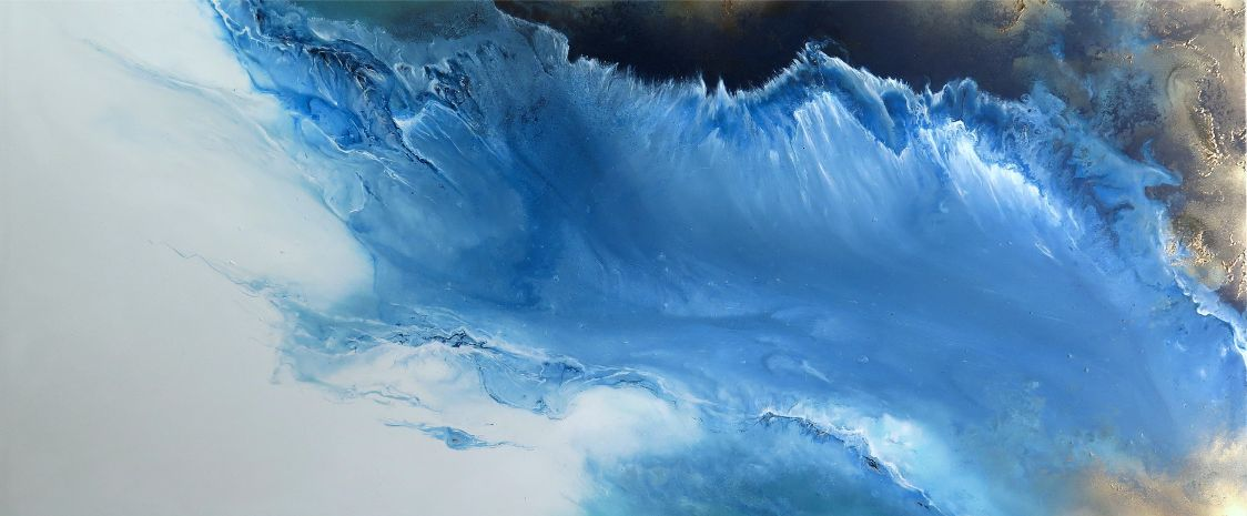 The Drop Off Painting For Sale By Petra Meikle De Vlas6