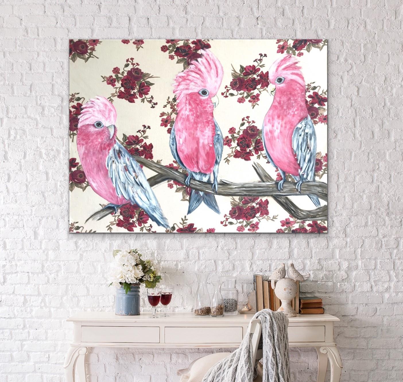 The Pink Ladies Artloversaustralia