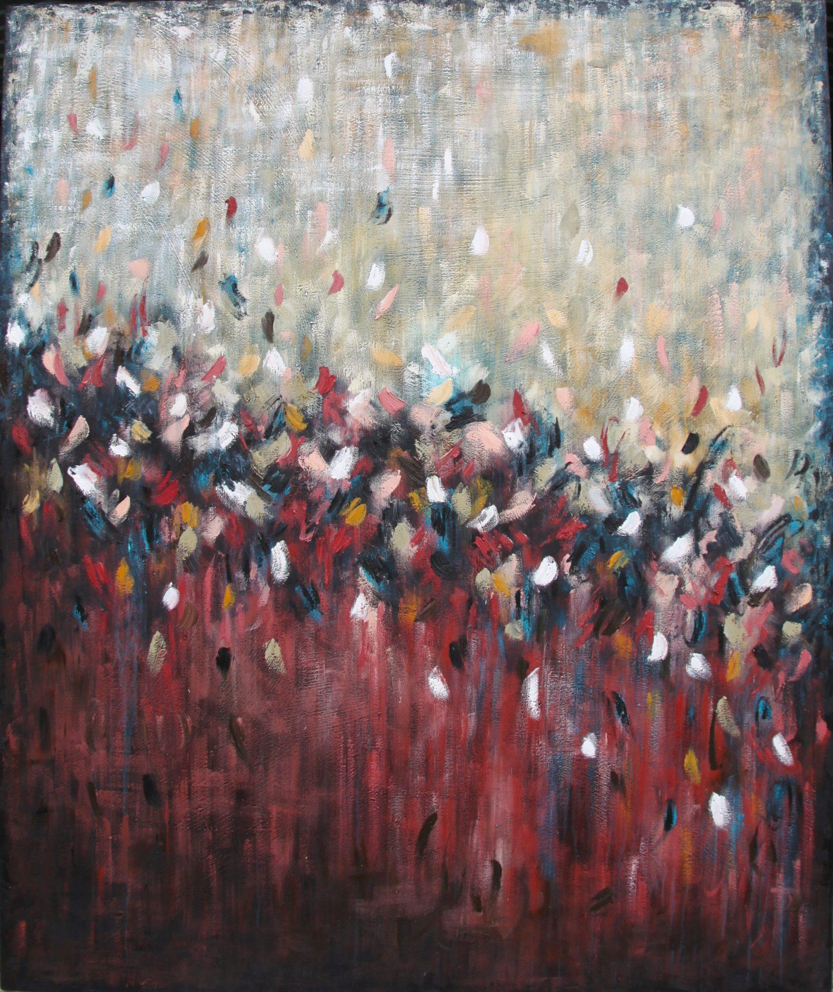 Belinda Nadwie Art Abstract Painting Sydney Artist Persistence 2