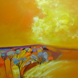 Golden Glow John Turton Art Lovers Australia