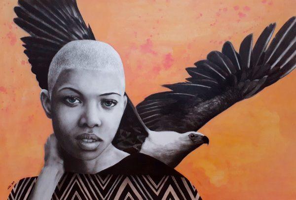 The Eagle Huntress By Kati Garrett Filho Main