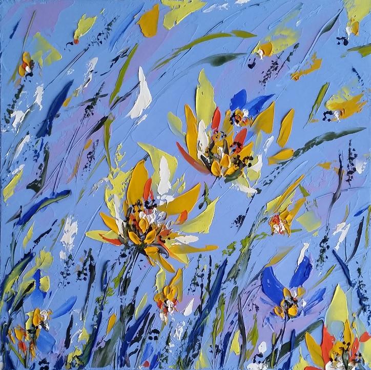 1. Wildflower Waltz Crop