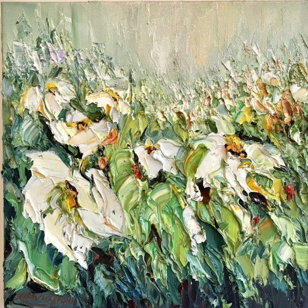 90 Spring Delight No 6 30x30cm