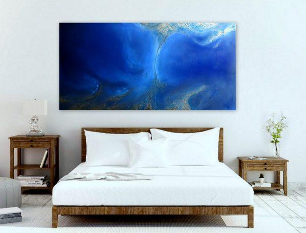 Blue Waters Painting By Petra Meikle De Vlas.jpg4