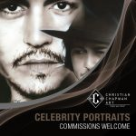 Commissions Welcome – Celebrity Portraits