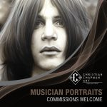 Commissions Welcome – Musician Portraits