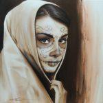 Hepburn De Los Muertos