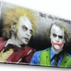Hey Why So Serious Framed Large
