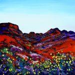 Desert Flowers 2 – FRAMED