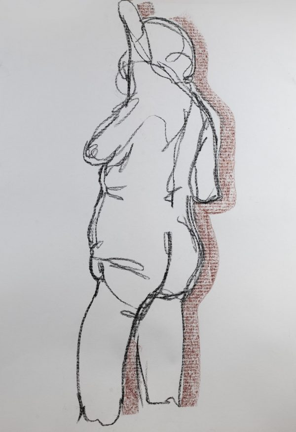 Life Drawing 20032019 A