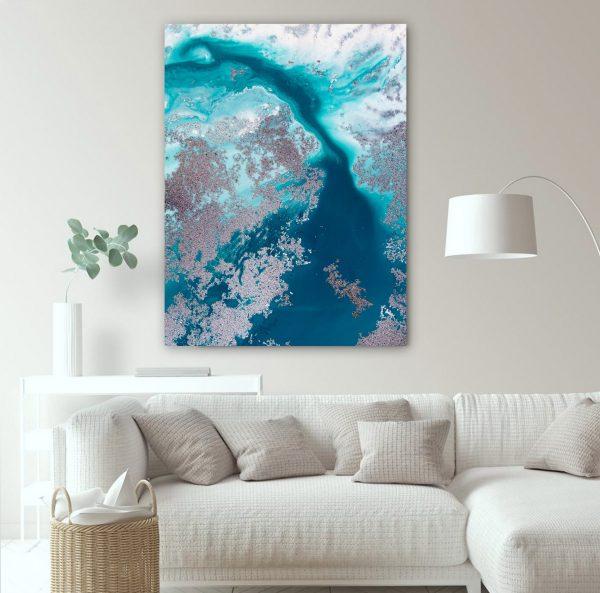 Ocean Print For Sale Petra Meikle De Vlas2