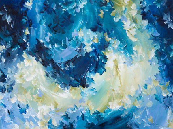 Passionate Storm By Amber Gittins Australian Artist