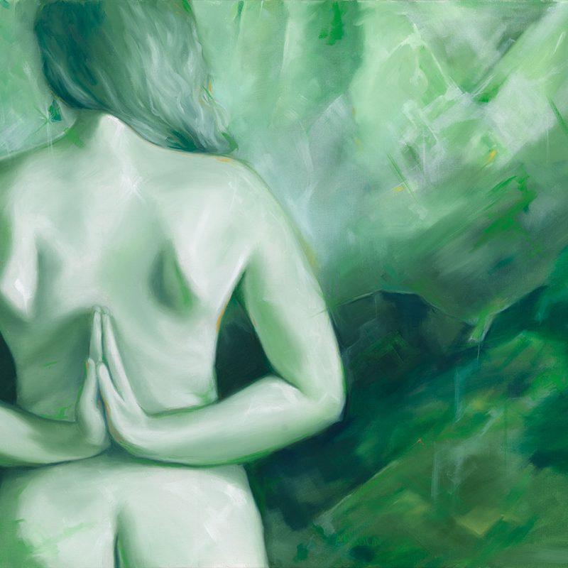Sacred Jade Print
