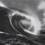 Wave painting – Churn