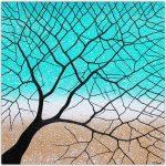 Fallen Ocean Tree – SOLD