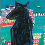 Keep calm and love a dog Ltd Ed Giclee PRINT