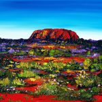 Uluru-Kata Tjuta National Park – FRAMED