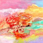 Opal Landscape