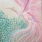 Spoonbill Rising