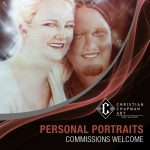 Commissions Welcome – Personal Portraits