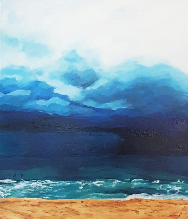 Deep Blue On Own