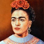 Frida In Chantilly