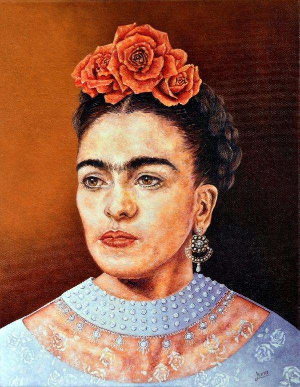 Frida In Chantilly Net