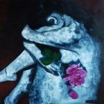 Kiss From A Rose, Painted Lady No 10 Ltd Ed Print