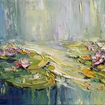 Water lilies No 6