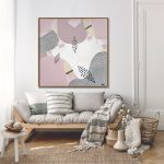 Jacaranda in Bloom Print