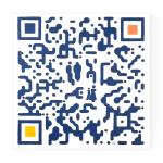 QR Code People Scan Art