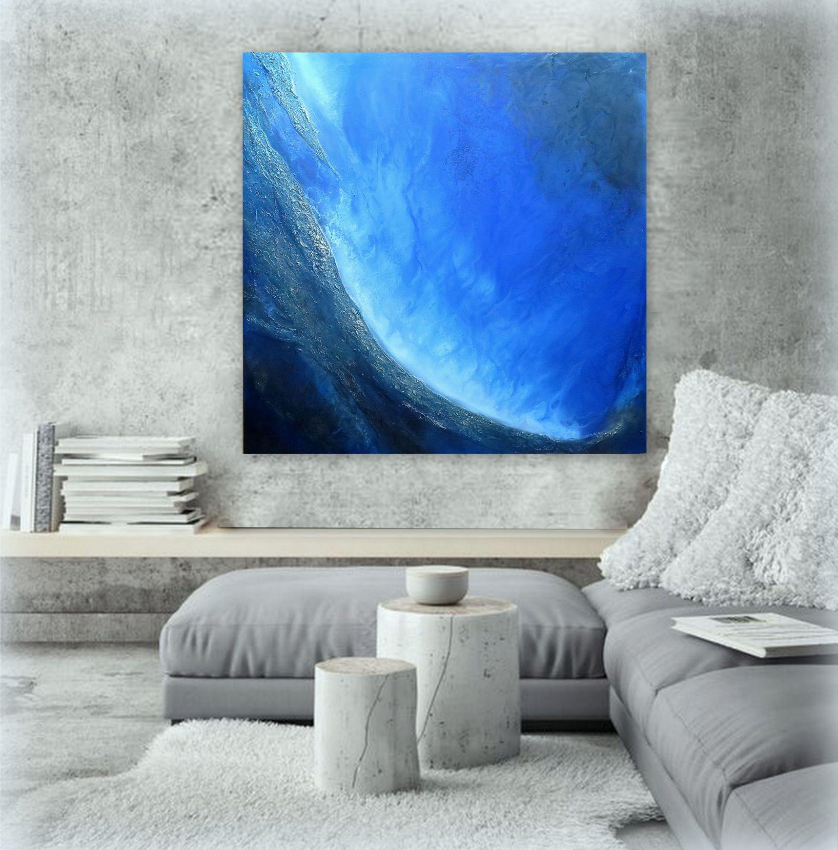 Sapphire Waters Painting By Petra Meikle De Vlas.jpg3