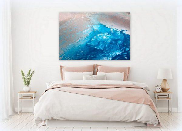 Seascape Canvas Art Print For Sale By Petra Meikle De Vlas 3