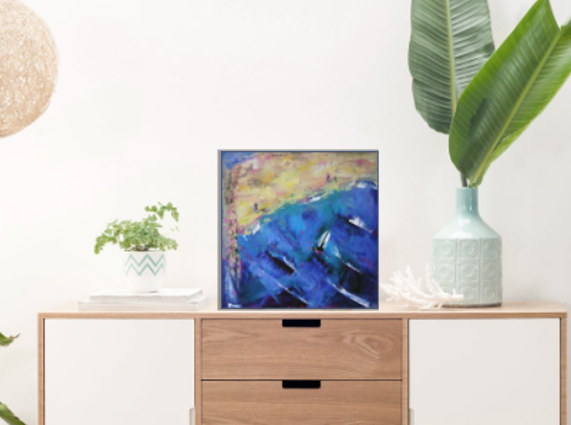 Surfing On Sideboard