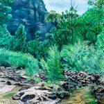 Glen Davis Capertee River
