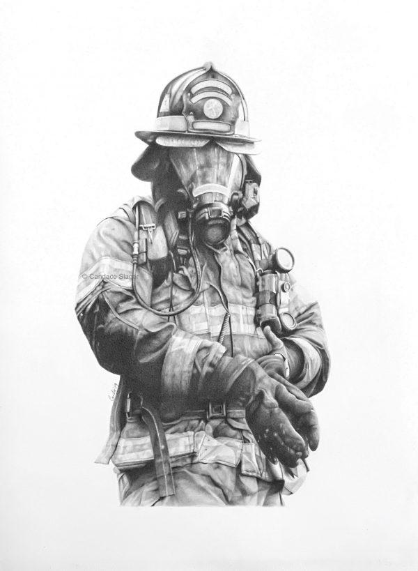 Firefighterwatermarkartlovers