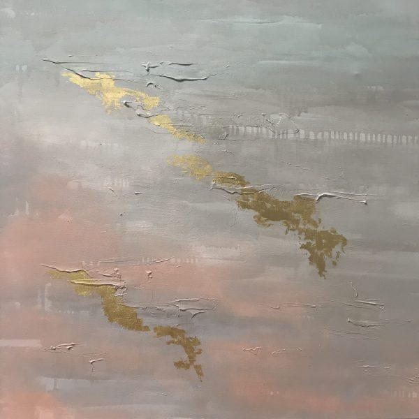 Reflections At Dawn 103x103