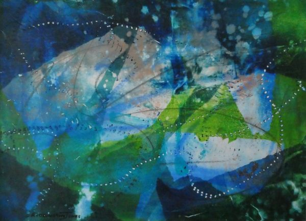 Spirit Of Expression, Clare Riddington Jones