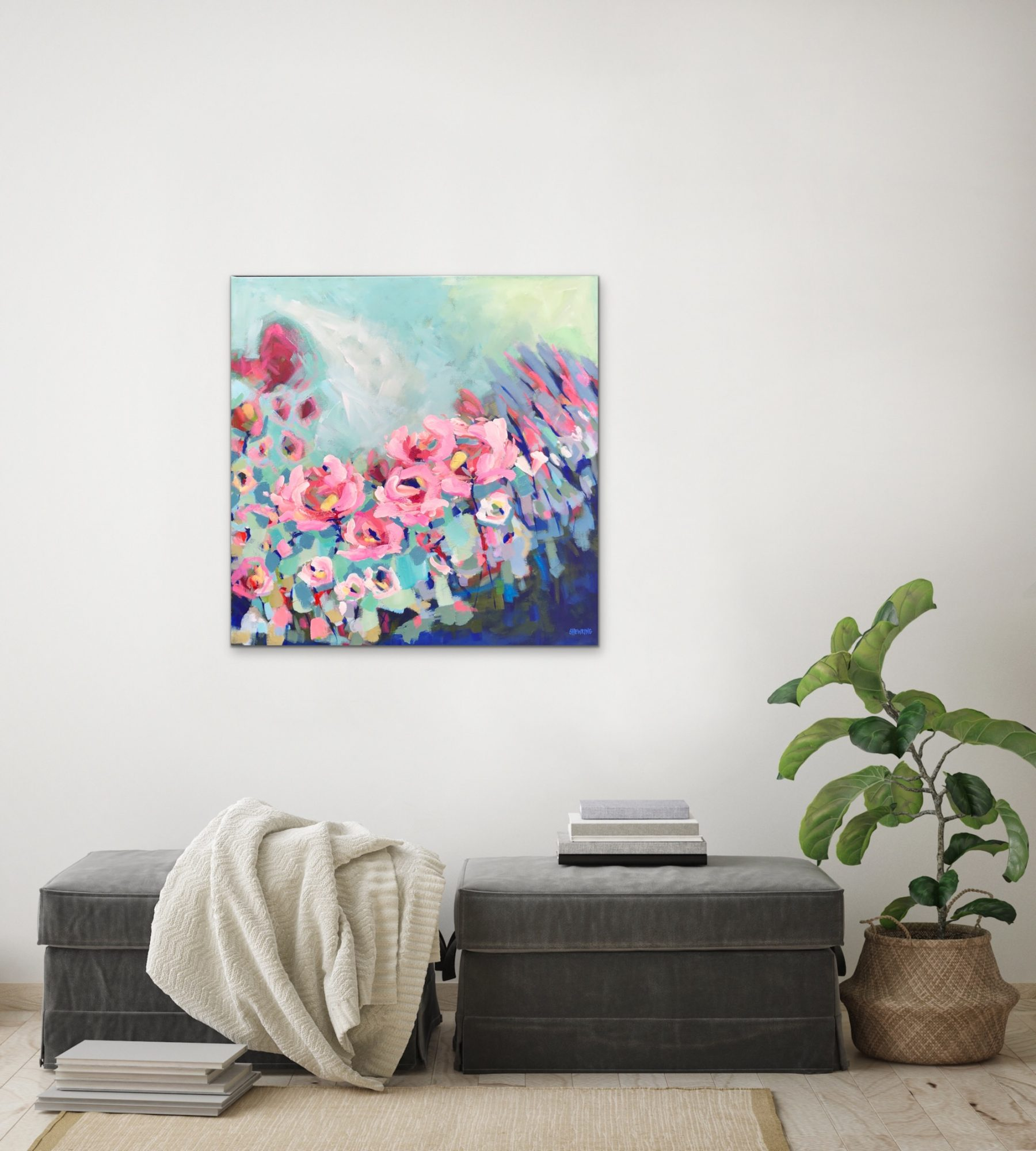 Spring Smile Artrooms