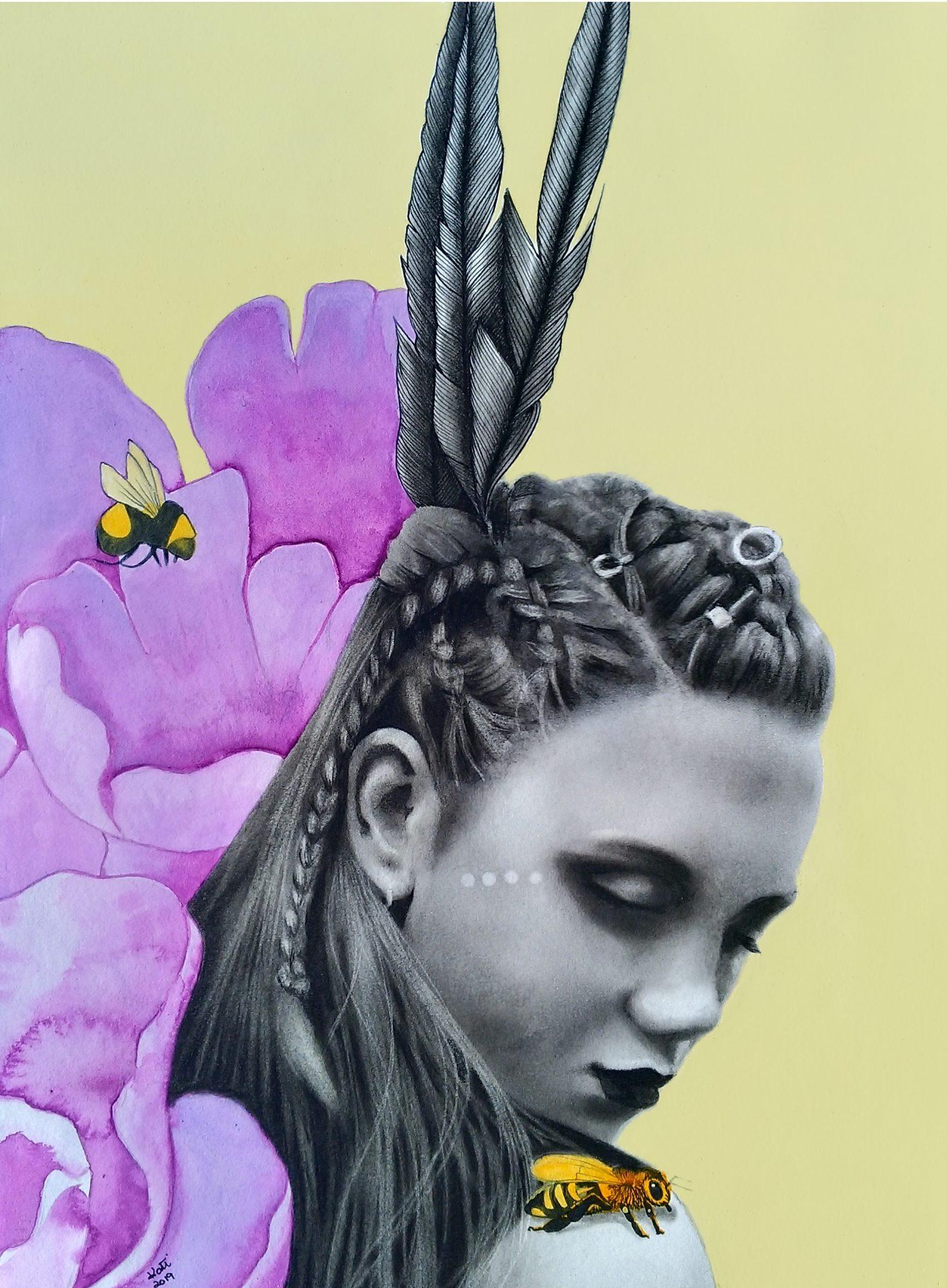 The Beekeeper By Kati Garrett Filho