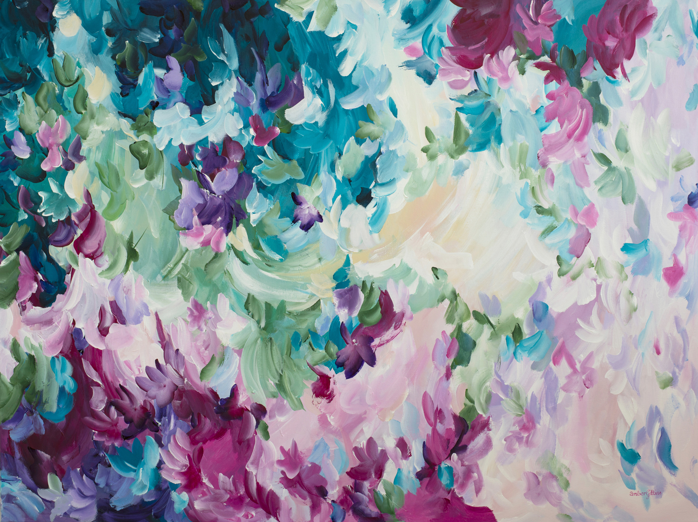 Transition Of Love By Australian Artist Amber Gittins