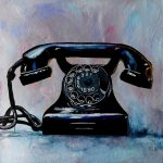 Nostalgia Series – 1955 Bakelite Telephone