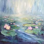 Water lilies No 8
